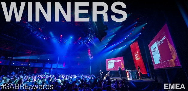 SABRE Awards 2018