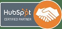Hubspot certified logo